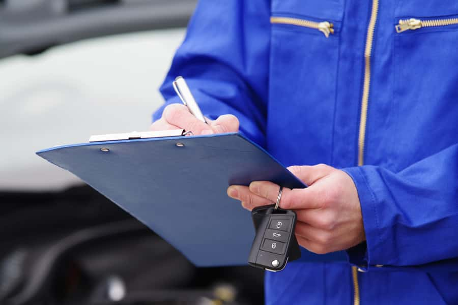車の査定額基準