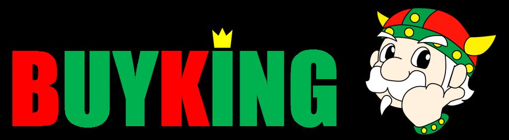 BUYKINGロゴ